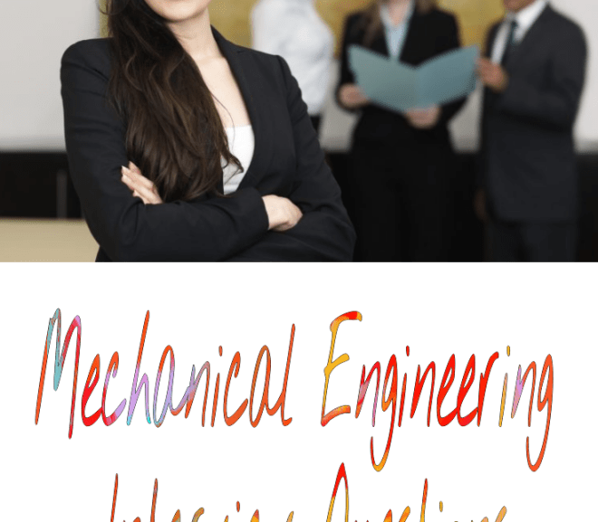 Mechanical Engineering Interview Questions