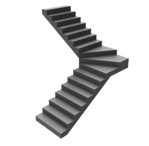 Different Types Of Stairs Used In Building Constructions And Parts Of A Stair Engineering Basic