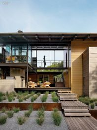 Austin City Limits_ Lake Flato and Abode Transform Texas Lake House _ Projects _ Interior Design