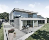 Casa S _ Christoffersen & Weiling Architects