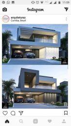 Casa dos sonhos ❤ _Arquitetura