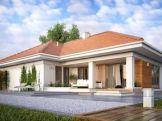 Descubra fotos de Casas modernas por Biuro Projektów MTM Styl _ domywstylu.pl. Veja fotos com as melhores ideias e