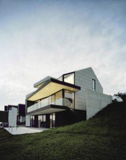 EQUITONE [natura] Haus 3 _ Gellink _ Schwämmlein Architekten_ © Brigida González