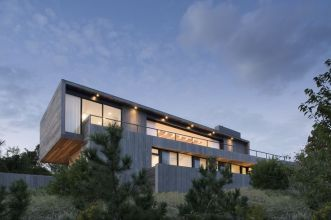 Gallery of Hither Hills _ Bates Masi _ Architects _ 1