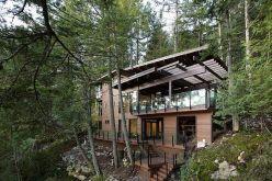 Gambier Island House_Turkel Design_01_1 Kindesign... on Gambier Island_ British Columbia