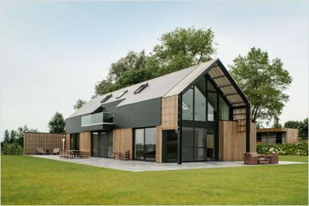 Modern Barn Architecture Ideas For Beautiful Home