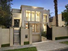 Photo of a concrete house exterior from real Australian home _ House Facade photo 1603281