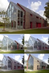 This house has a removable cover_ _GlassHouse _Window _Cover
