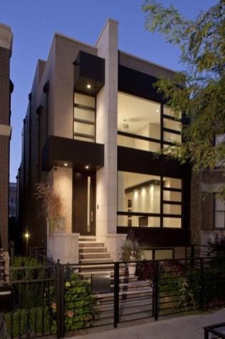 contemporary exterior by Environs Development