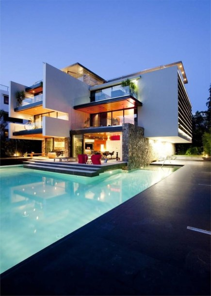 game of volumes _ H.2 RESIDENCE BY 314 ARCHITECTURE STUDIO