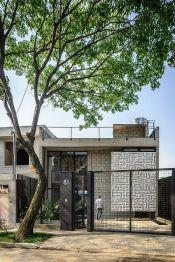 maracana house sao paulo 1 Maracanã House in Sao Paulo Brings a Touch of Green to The Urban Jungle
