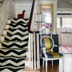 √ Bold geometric stair carpet 2019 _staircaseideas _staircarpet _carpetideas _hallway _backyardlands