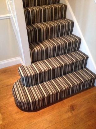 Best images_ photos and pictures about stylish stair carpet ideas _staircarpet _redstaircarpet _st (12)