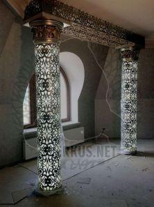 Кверкус _ изготовим световые столбы и колонны по индивидуальному проекту на заказ. 7 1 2 8 9 9