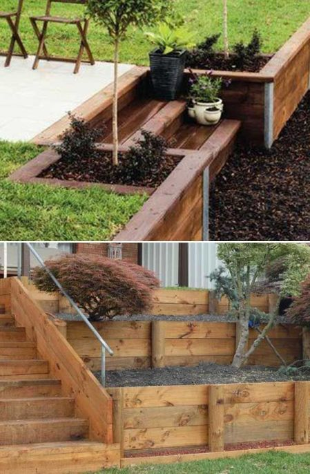 20 Inspiring Tips for Building a DIY Retaining Wall