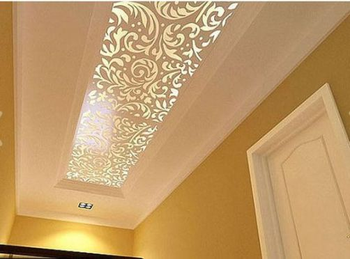 20 New Modern Collection of Creative Wall & False Ceiling Stickers Decorating Ideas _ Decor Units
