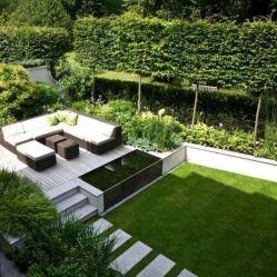 40_ Wonderful And Modern Garden Architecture Design Ideas _gardenarchitecture _gardendesign _gardeni