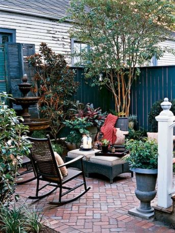 55 Beautiful Eclectic Backyard Ideas _backyard _backyardideas _backyardlandscaping