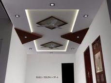 6 Fulfilled Cool Tricks_ False Ceiling Design Ideas false ceiling rustic.Simple False Ceiling Ideas false ceiling kitchen laundry rooms.False Ceiling Corridor Lighting Ideas..