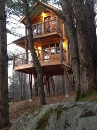 9 amazing treehouse hotels across the U.S. — we want to stay in them all_