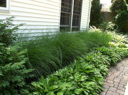 90 beautiful side yard garden decor ideas (19)