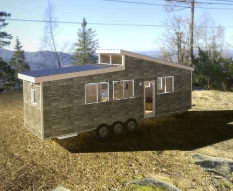 Ashmere _ Tiny House Builders _ B&B Micro Manufacturing