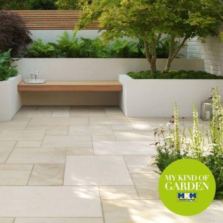 Beachstone is a modern block paving range from Stonemarket that would add clean_ ... _beachstone _block _modern _paving _range _stonemarket _would