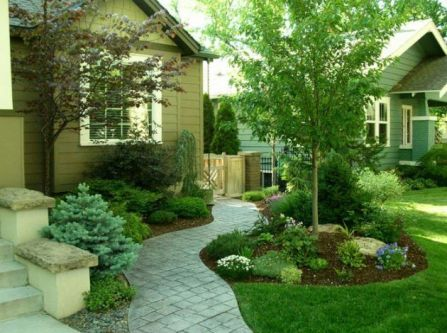 Best pictures_ images and photos about front yard landscaping ideas _homedecor _gardendecor _garden (6)