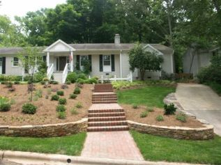 Best pictures_ images and photos about front yard landscaping ideas with perennials _homedecor _gar (24)