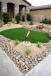 Best pictures_ images and photos about front yard landscaping ideas with perennials _homedecor _gar (40)