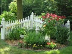 Best pictures_ images and photos about front yard landscaping ideas with perennials _homedecor _gar (48)