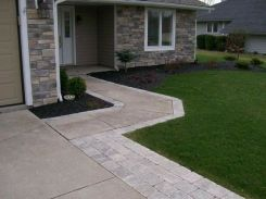 Best pictures_ images and photos about front yard landscaping ideas with porch _homedecor _gardende (9)