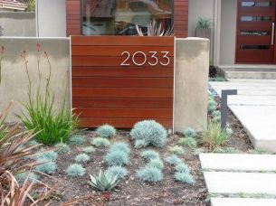 Comfy front yard without grass decorating ideas you will love. _frontyardideas _FrontYardDecor _homeyard _landscapingdesigns