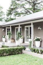 Cottonwood _ exterior barn lights