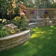 Delightful easy front yard landscape decoration ideas that will make your house unique. _frontyardlandscaping _FrontYardDecor _frontyardgardening _landscaping