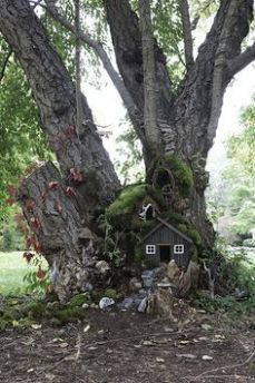 Faerie Houses at the Florence Griswold Museum