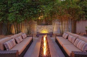 Fire centerpiece _firepits _ModernFirePits _backyarddesign _HomeOutdoorIdeas