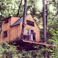 From living off the grid_ built for 4k in 6 weeks. Windows_ doors and floors are all salvaged. Has a sleeping loft