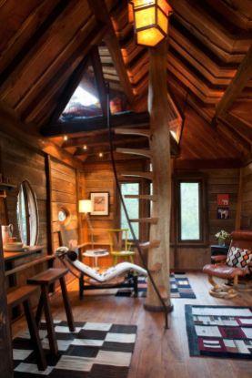 Fun & Funky Tree House Interior [1000x1500]