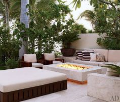 Gorgeous unique modern fire pits designs that are great in style. _firepits _outdoorfirepit _backyardview _DiyHomeDecor