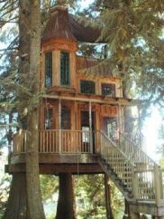 Great Tree House Ideas Trends For 2018 _ Easy to Build 2019 _outdoorliving _woodprojects _homeoutdoo