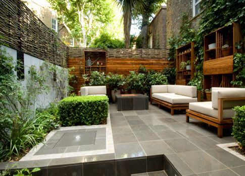I love today's daily garden for it's excellent layout_ gaining the most usability and style from the