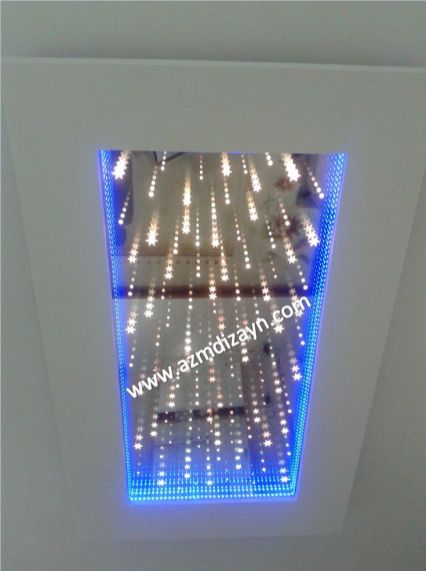 Infinite mirrors in our production (infinite decorations mirrors) (infinite advertising and promotio
