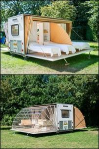 It_s a mobile home that expands to three times it_s towed area in just minutes_ Know more about _The