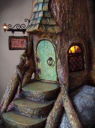 Items similar to Enchanted Tree _ (Porchlight Pixies) on Etsy