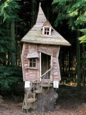 _Kate Bruehler I feel like this is what my tiny house would end up looking like if I built it myself.