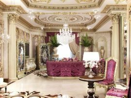 _ Living Room Interior Design _ antonovich_design.qa