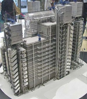 Lloyds of London model