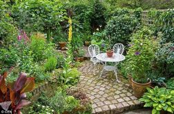 Monty Don said he often has viewers point out that his garden looks too large to be relevant to them
