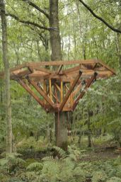 More ideas below_ Amazing Tiny treehouse kids Architecture Modern Luxury treehouse interior cozy Bac
